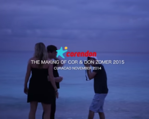 The making of Cor & Don zomer 2015